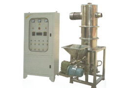 Butt Airflowing Pulverrizer of LZQS Series
