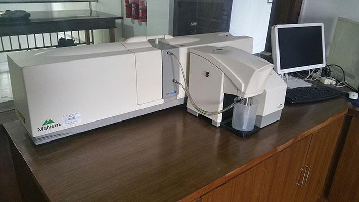 马尔文激光粒度仪